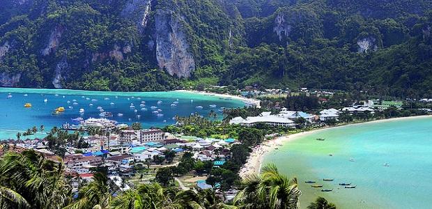 【タイ】青い海に笑顔の人々!タイの美しすぎる島々15選
