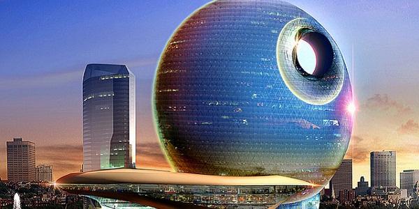 【近未来ホテル】こんなホテル泊まってみたい!世界の近未来デザインのホテル10選