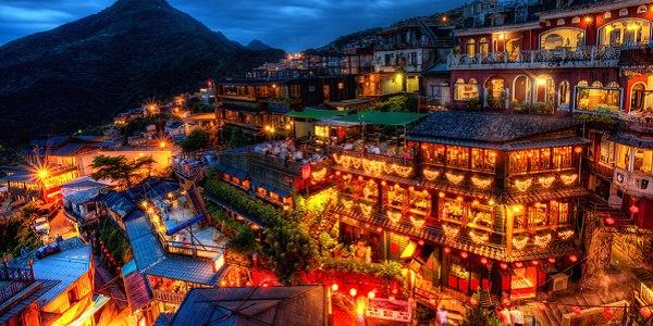 【九份】「千と千尋の神隠し」のモデルと言われる台湾のレトロな街