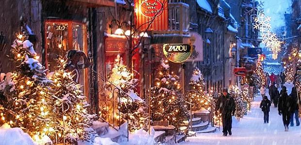【クリスマス】街が輝きだす世界の美しいクリスマス風景25選