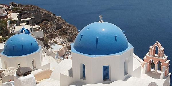 【サントリーニ島】エーゲ海に浮かぶ極上のリゾート地