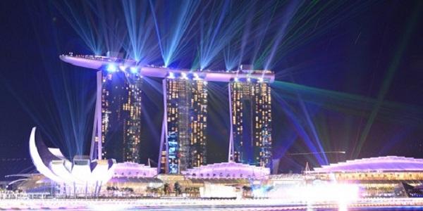 【マリーナベイサンズ】世界一高い天空プールを備えたシンガポールの豪華ホテル