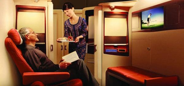 【シンガポール航空】まさに空飛ぶホテル!贅沢すぎるスイートクラスの旅